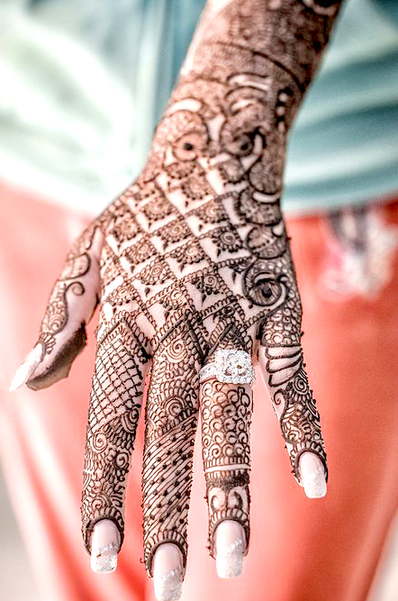 10 5 Most Favourite Mehandi Designs Of 2016 Bridal And Arabic